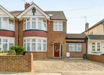 Thumbnail 4 bed semi-detached house for sale in Chestnut Drive, Pinner, Middlesex