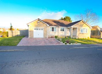 Thumbnail 4 bed detached bungalow for sale in Braemar Gardens, Glenrothes