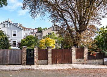 Thumbnail 3 bedroom semi-detached house for sale in Eton Villas, Belsize Park, London