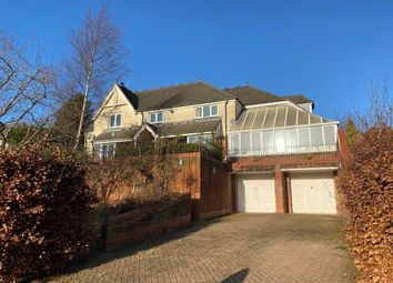 Thumbnail 5 bed detached house for sale in Deyncourt Close, Darras Hall, Ponteland, Darras Hall