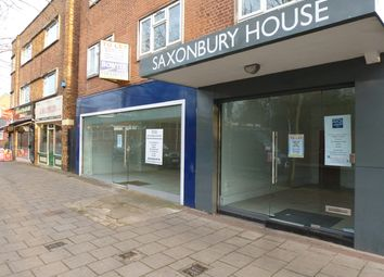 Thumbnail Retail premises to let in High Street, Wanstead