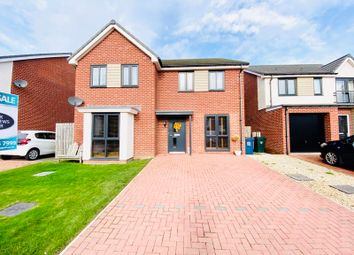 Thumbnail 4 bed detached house for sale in Bridget Gardens, Newcastle Upon Tyne