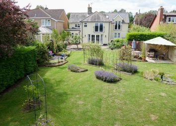 Thumbnail 4 bed detached house for sale in Old School Road, Whepstead, Bury St. Edmunds