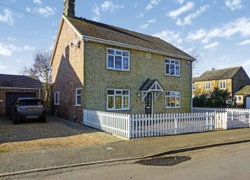 Thumbnail 4 bed detached house for sale in North Green, Peterborough