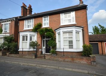 Thumbnail 4 bed detached house to rent in Rawstorn Road, Colchester