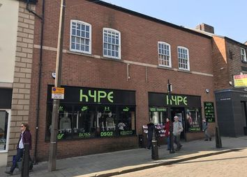 Thumbnail Retail premises for sale in 17-17A Church Street, Ormskirk