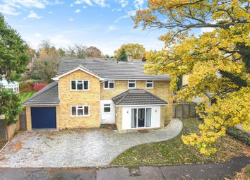 4 bed detached house for sale in Kelburne Close, Winnersh, Berkshire RG41