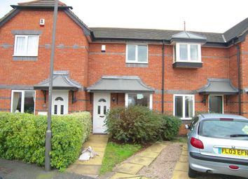 Thumbnail 2 bed terraced house to rent in Cairngorm Drive, Sinfin, Derby