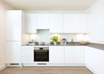 Thumbnail 1 bed flat for sale in Abbott Road, Canning Town