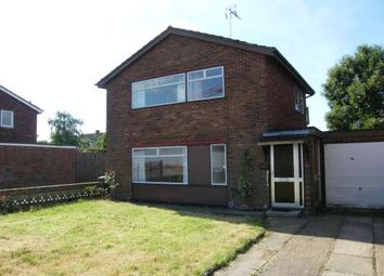 Thumbnail 3 bedroom detached house to rent in Coneygree Road, Stanground, Peterborough