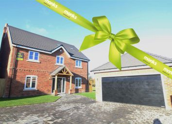 Thumbnail 5 bed detached house for sale in Winney Hill View, Ellesmere Road, Shrewsbury