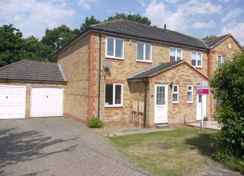Thumbnail 3 bed end terrace house for sale in Barley Drive, Burgess Hill