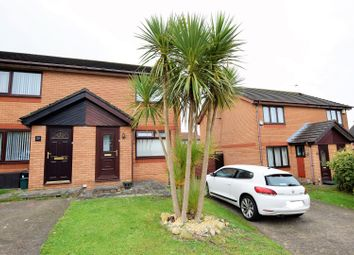 Thumbnail 2 bed end terrace house for sale in Hardy Close, Barry