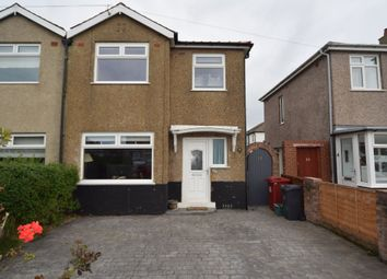Thumbnail 3 bed semi-detached house for sale in Orontes Avenue, Walney, Cumbria