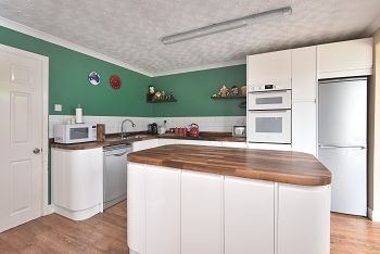 Thumbnail 3 bed semi-detached house for sale in Langholm Avenue, Warminster