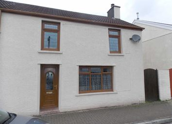 Thumbnail 2 bed end terrace house for sale in Bassett Street, Trallwn, Pontypridd