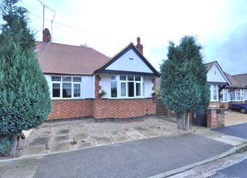 Thumbnail 2 bed bungalow to rent in Lyncroft Way, Northampton