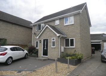 Thumbnail 3 bedroom detached house for sale in Watson Close, Oundle, Peterborough