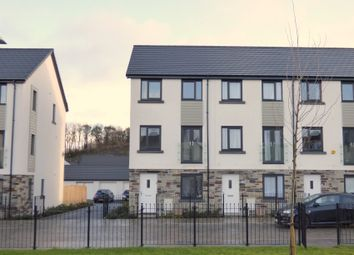 Thumbnail 4 bed end terrace house for sale in Sourton Square, Plymouth