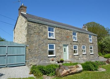 Thumbnail 4 bed cottage for sale in Retanna, Nr, Helston