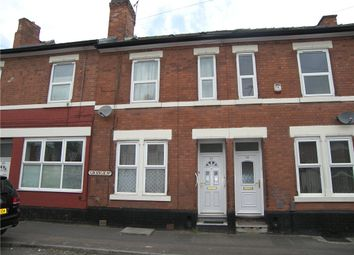 Thumbnail 3 bedroom terraced house for sale in Grange Street, Derby
