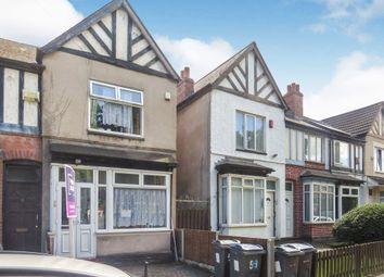 Thumbnail 3 bed terraced house for sale in St Margarets Road, Ward End, Birmingham