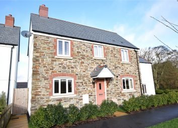 Thumbnail 3 bed detached house to rent in Cottles View, North Tawton