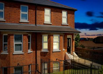 Thumbnail 3 bed end terrace house for sale in Furze Platt Road, Maidenhead