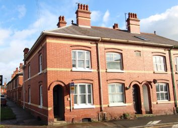 Thumbnail 2 bed end terrace house for sale in St. Owen Street, Hereford