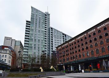Thumbnail 1 bedroom flat for sale in Great Northern Tower, Watson Street, Manchester