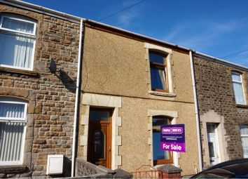 Thumbnail 3 bedroom terraced house for sale in Middle Road, Cwmdu