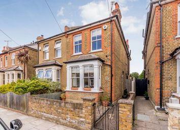 Thumbnail 4 bed semi-detached house for sale in Dawson Road, Kingston Upon Thames, Surrey