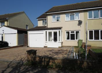 3 bed semi-detached house for sale in Vauxhall, Bradville, Milton Keynes MK13