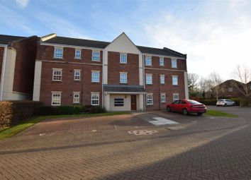 Thumbnail 2 bed flat for sale in Miles Close, Ham Green, Bristol