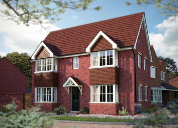 Thumbnail 3 bed detached house for sale in Fairview Park, Station Road, Chorley, Nantwich