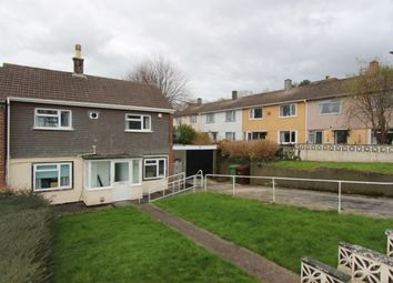 Thumbnail 2 bed end terrace house for sale in Kit Hill Crescent, Plymouth