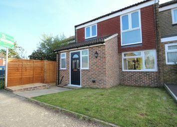 Thumbnail 3 bed terraced house for sale in Thelton Avenue, Broadbridge Heath, Horsham