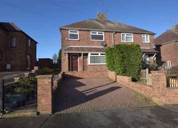 Thumbnail 3 bed semi-detached house to rent in Whitehouse Rise, Belper, Derbyshire