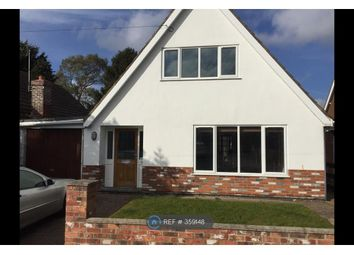 Thumbnail 2 bed detached house to rent in Laburnum Close, Waltham, Grimsby