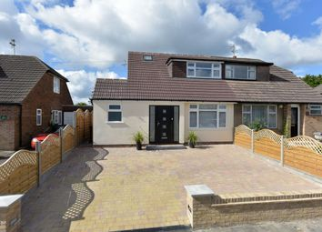 Thumbnail 4 bed bungalow for sale in Sunnybank Road, Potters Bar