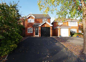 Thumbnail 3 bed detached house for sale in Ebor Close, Ashbrake, Swindon