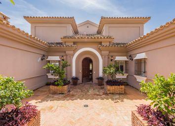 Thumbnail 4 bed villa for sale in El Paraiso, Estepona, Malaga Estepona