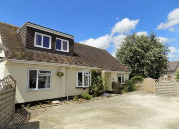 Thumbnail 3 bed detached bungalow for sale in High Street, Puddletown, Dorchester, Dorset