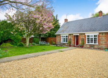 Thumbnail 4 bed detached bungalow for sale in Wistow Toll, Wistow, Huntingdon
