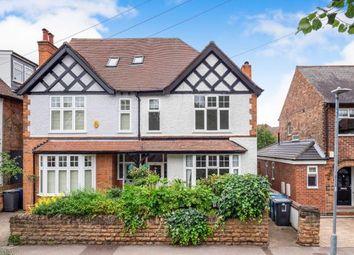 3 bed semi-detached house for sale in Edward Road, West Bridgford, Nottingham, Nottinghamshire NG2