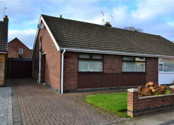 Thumbnail 2 bed semi-detached bungalow for sale in Mellowship Road, Eastern Green, Coventry, West Midlands