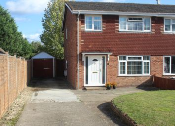 Thumbnail Semi-detached house for sale in Mereland Road, Didcot