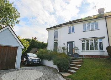Thumbnail Semi-detached house for sale in Bells Close, Saffron Walden