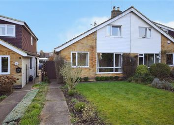 Thumbnail 3 bedroom semi-detached house for sale in St Marys Way, Roade, Northampton
