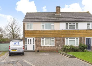 Thumbnail 3 bed property for sale in Fern Close, Warlingham, Surrey
